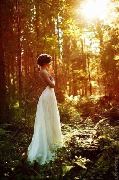 dress white. dress.