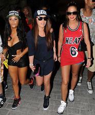 Womens Ladies Celeb Inspired Bull 33 Heat 6 Print Basket Ball Jersey Vest Top   eBay