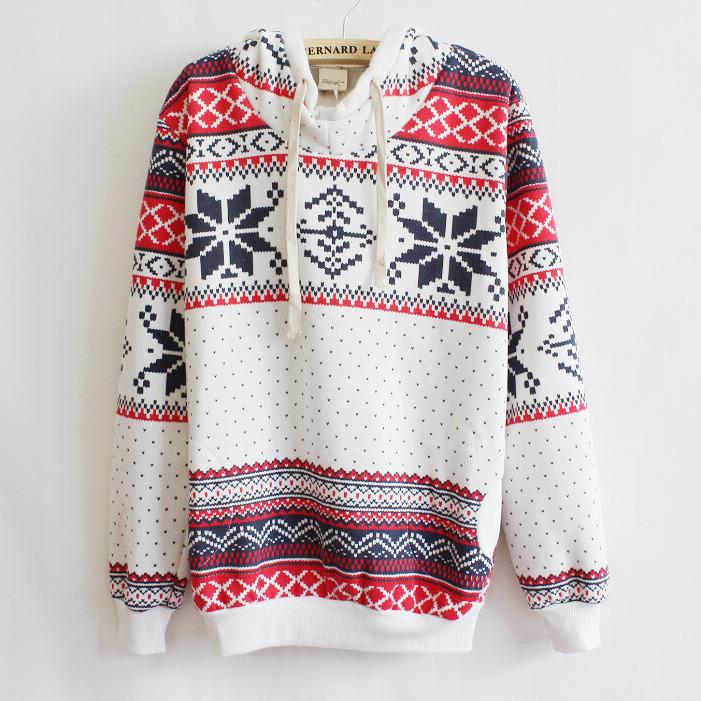 Thicker fleece sweater Korean version of Women A 090225 / charm