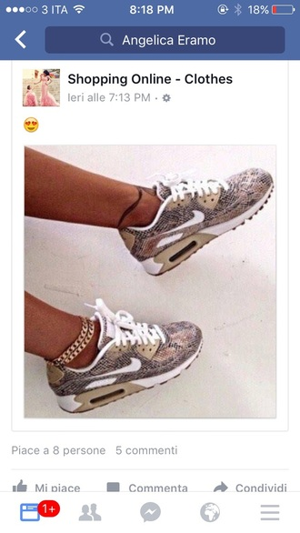 shoes nike air max python for women