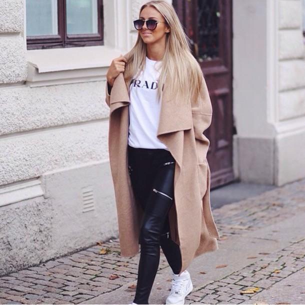 coat leggings