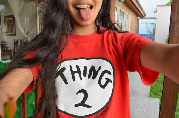 t-shirt thing