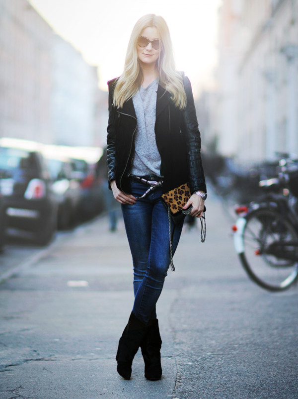 passions for fashion jacket jeans shoes bag belt sunglasses