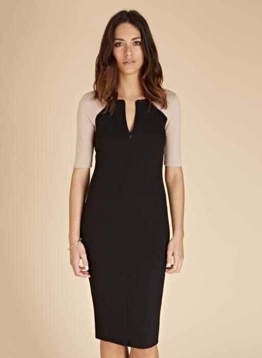 Baukjen Carlisle Shift Dress In Black | Baukjen