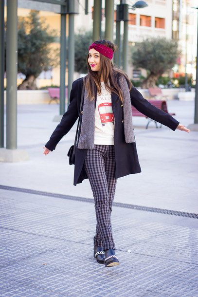 shoes and basics blogger coat sweater pants shoes bag