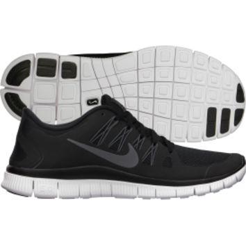 Nike Men's Free 5.0  Running Shoe - Black/White | DICK'S Sporting Goods on Wanelo