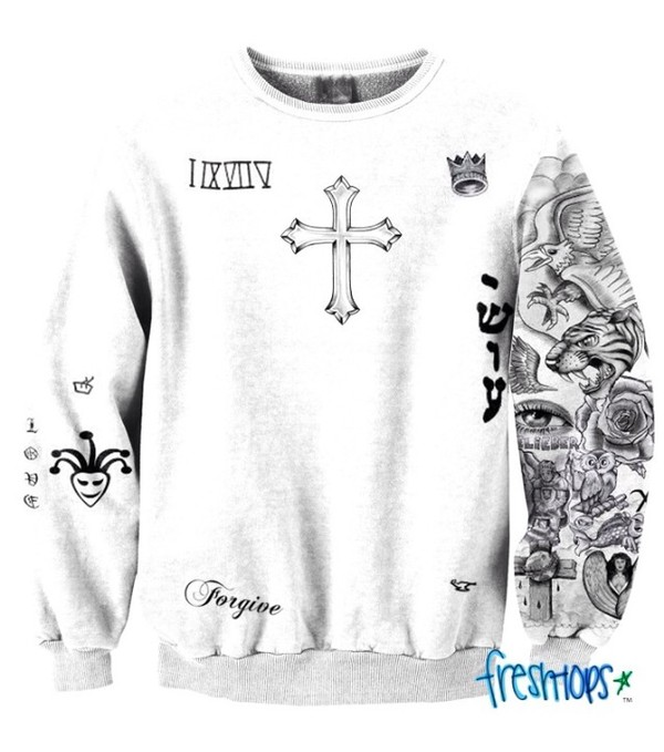 sweater freshtops blouse