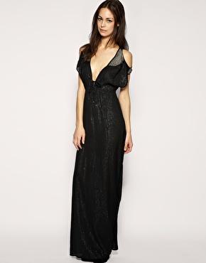Garner Grace | Garner Grace Landslide Embellished Maxi Dress at ASOS