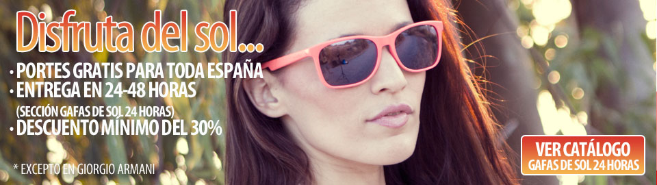 Gafas de Sol Ray Ban, Carrera, Prada, Oakley | Catálogo gafas sol 2013