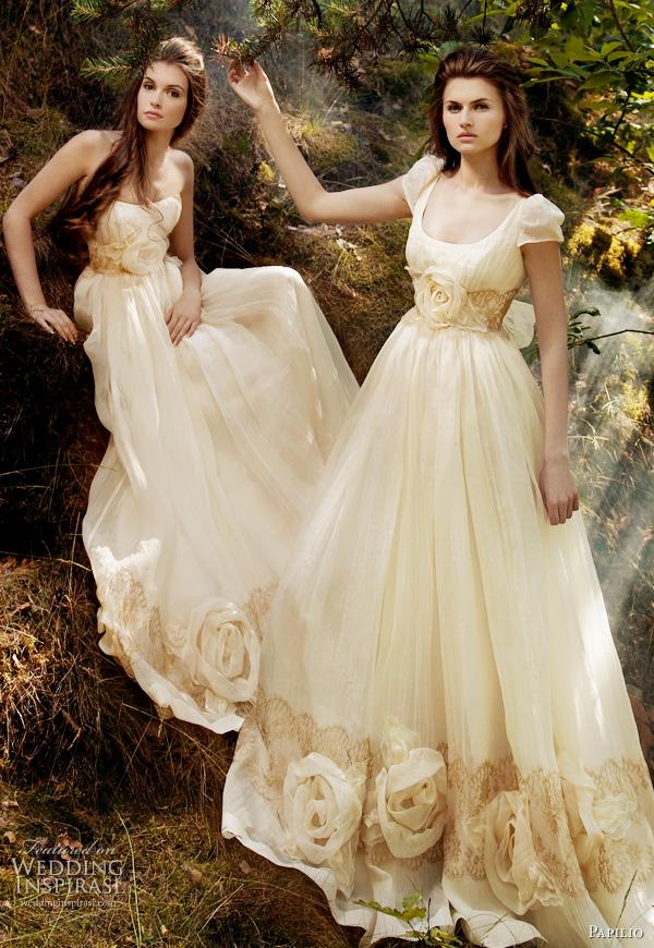 Papilio 2011 Wedding Dresses   Wedding Inspirasi