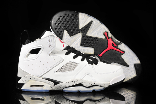 Jordan Male Shoes with Matte Silver - White Cement - White Black - Flight Club 91 - Arriving at retails