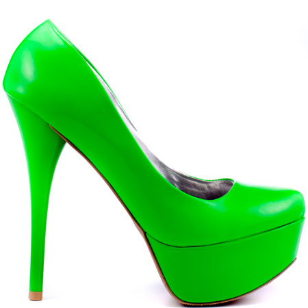 Ellen - Neon Green, Veda Soul, 59.99, FREE 2nd Day Shipping!