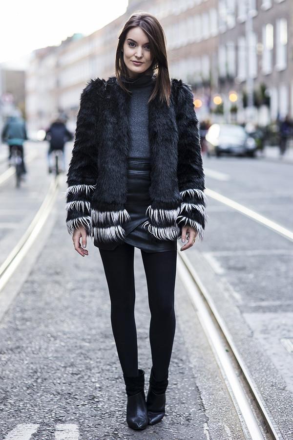 anouska proetta brandon jacket t-shirt skirt jewels