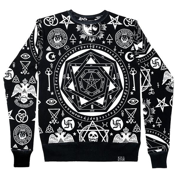 Occult Sweatshirt [B] | KILLSTAR