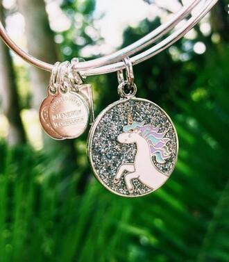 jewels unicorn charm bracelet bracelets charm bracelet unicorn unicorn bracelet