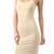 Basic Cami Seamless Slip Dress Nude