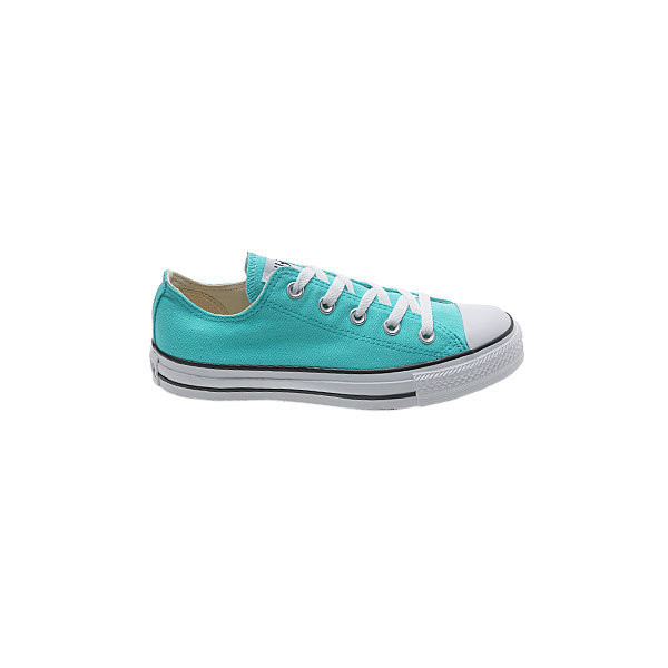 Converse Turquoise Chuck Taylor All Star Lo Shoe - Polyvore