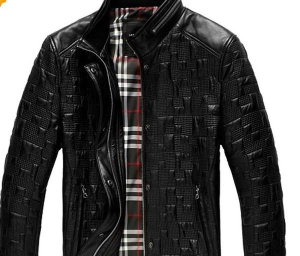 jacket black leather jacket shirt