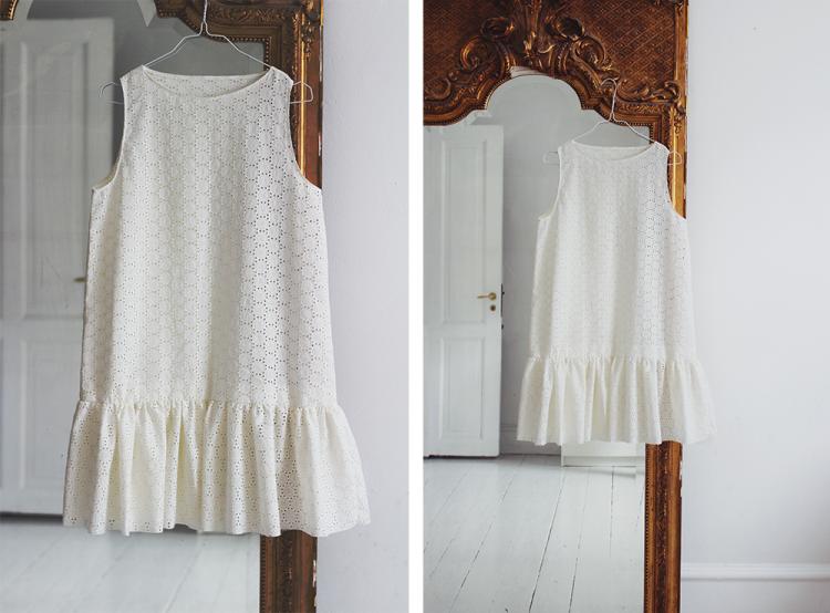 DIY dress | passionsforfashion