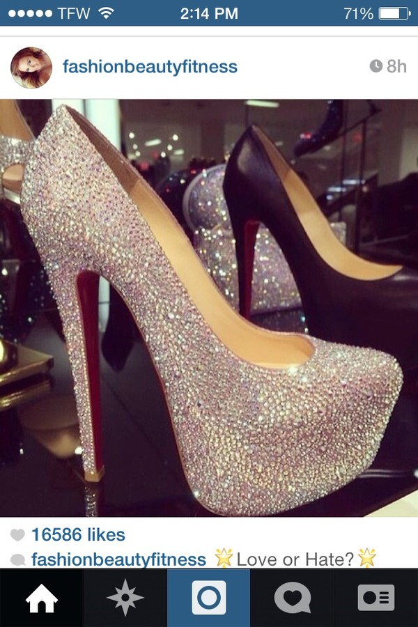 shoes pumps silver shoes diamonds cute cute high heels prom