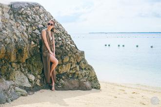 kryzuy blogger summer dress beach