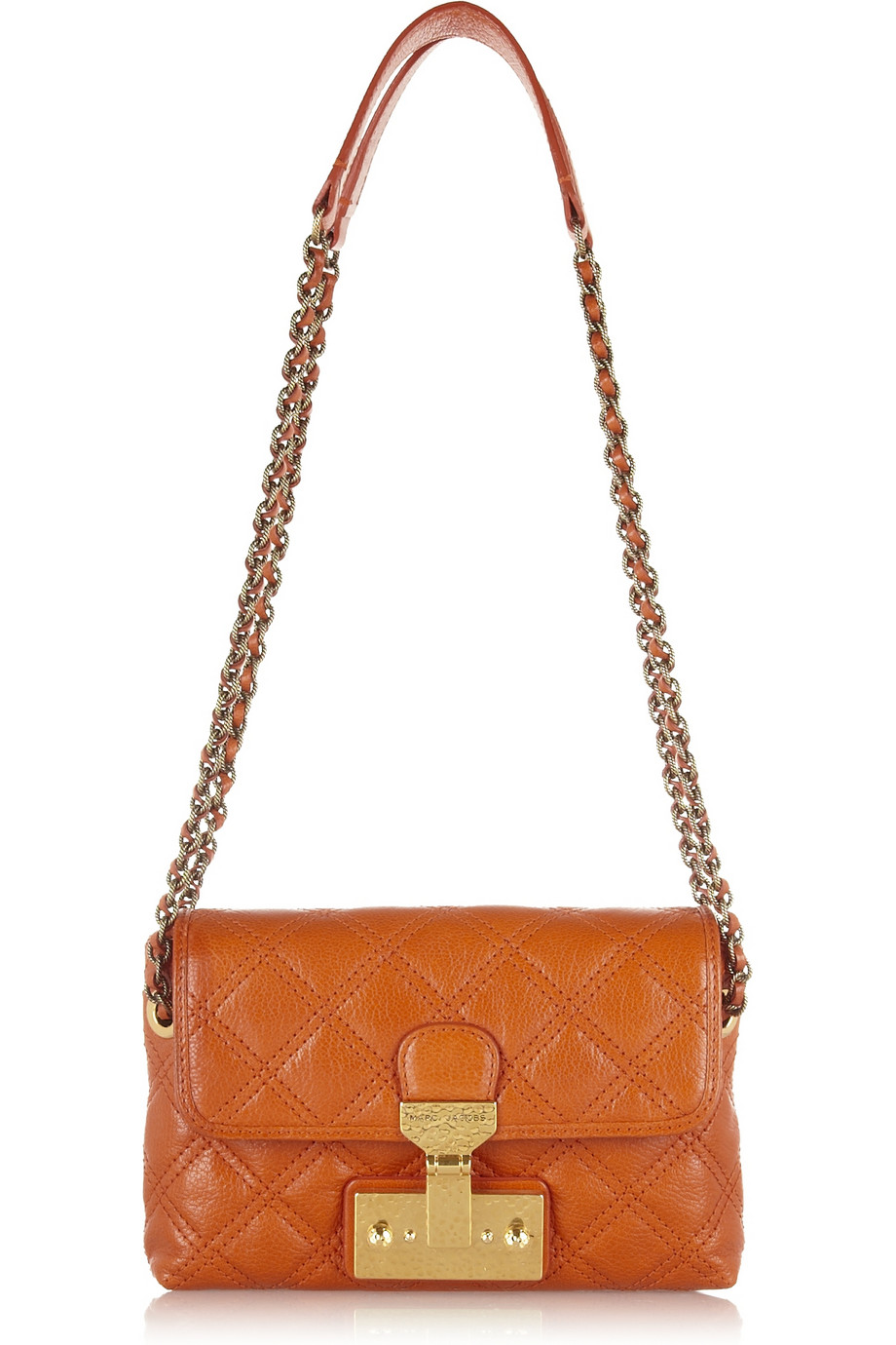 Single small quilted leather shoulder bag | THE OUTNET