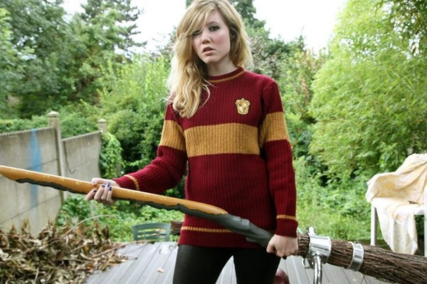 sweater harry potter