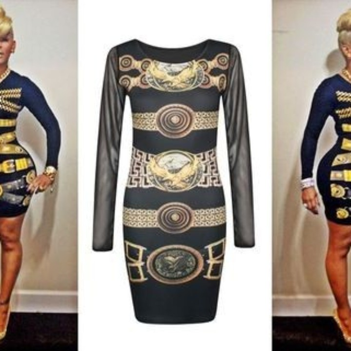 KEYSHIA DRESS from UNIQUE STYLEZ BOUTIQUE | Square Market