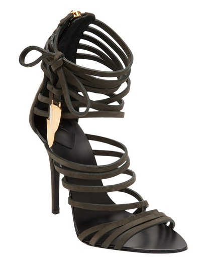 Giuseppe Zanotti Design Strappy Sandals - Hirshleifers - Farfetch.com
