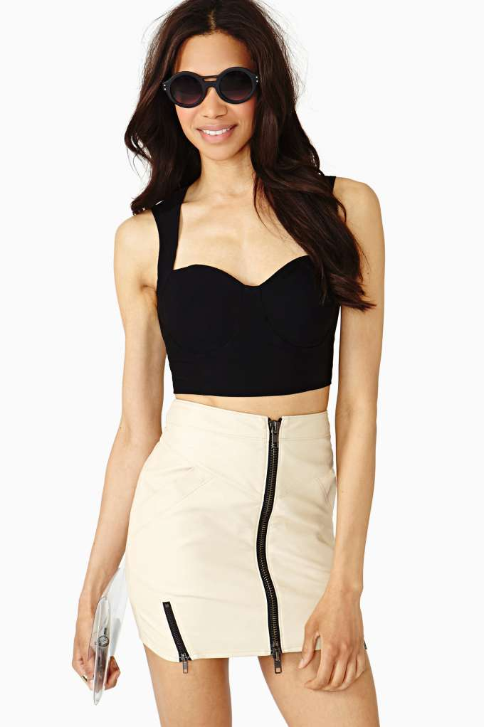 Nasty Gal Rendezvous Bustier  in  Clothes at Nasty Gal