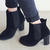 Faux-Suede Ankle Boots - NANING9 | YESSTYLE
