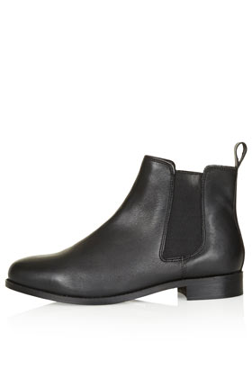 MONTH Chelsea Boots - Flat Boots - Boots  - Shoes - Topshop