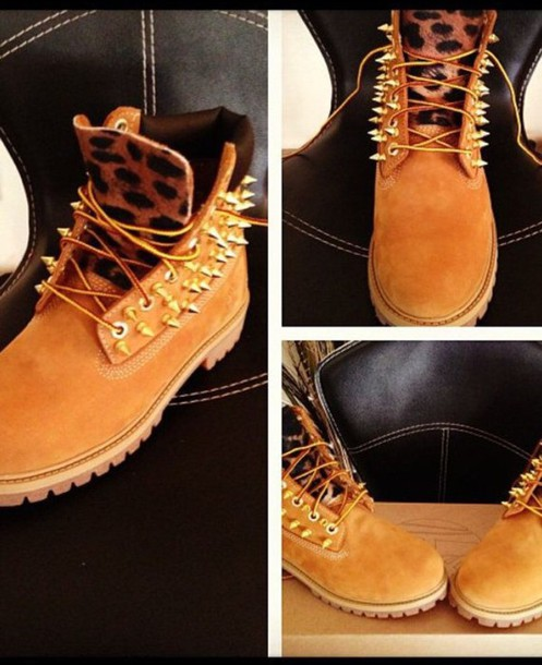 shoes custom shoes timberlands