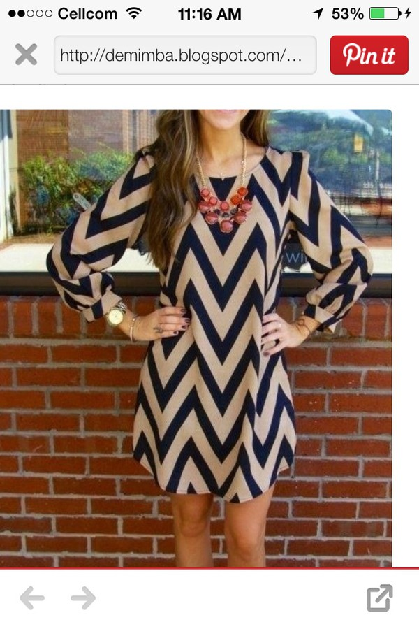 dress chevron chevron dresses summer dress