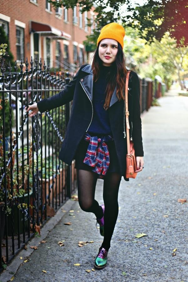 color me nana bag jewels coat skirt shoes hat