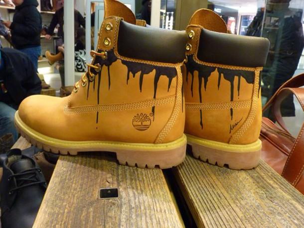 shoes timberland boots shoes timberlands boots fashion dope on fleek nice style