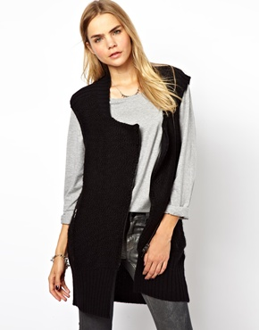 2nd Day | 2nd Day Kayla Knitted Vest at ASOS