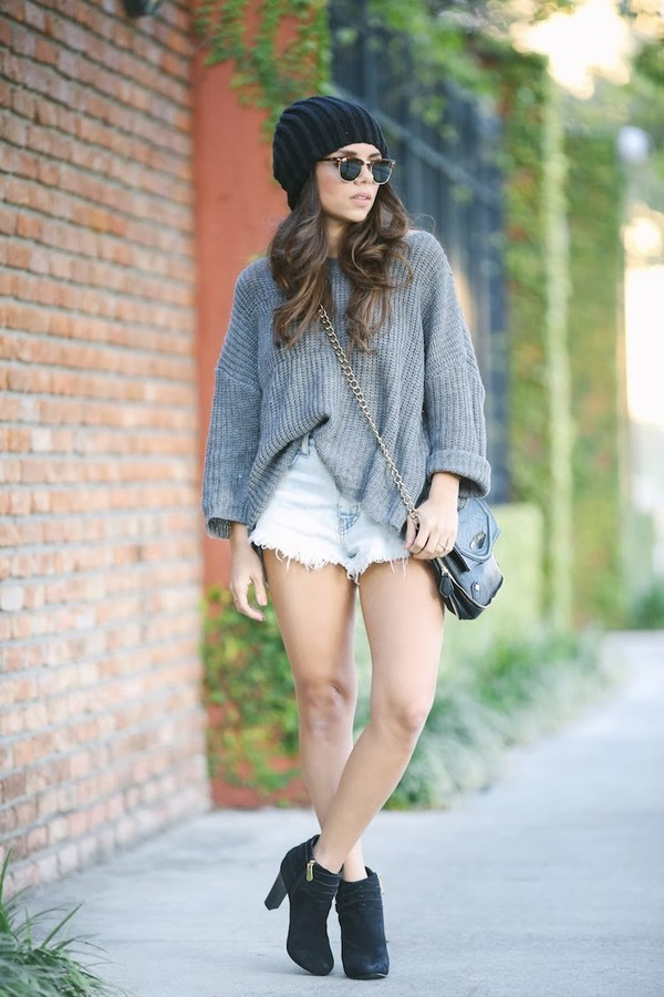 nany's klozet shorts sweater hat shoes bag sunglasses