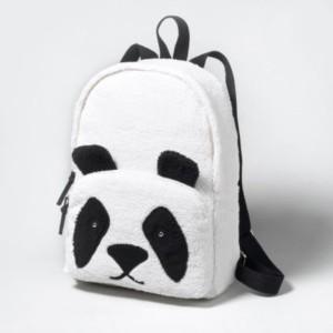 Furry Panda Backpack | Claire's review at Kaboodle