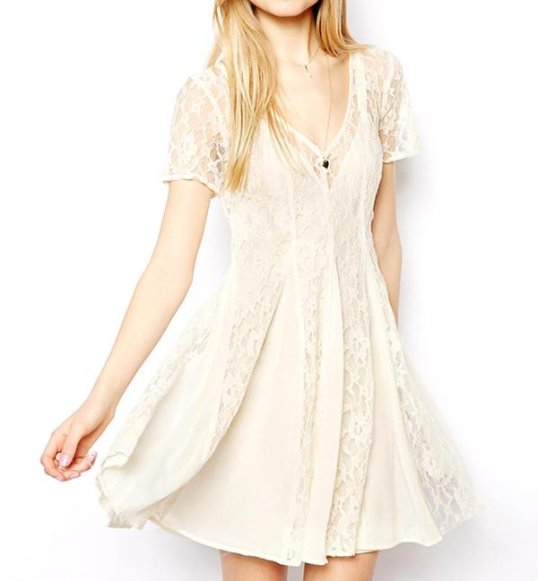 lace dress elegant dress dress fabulous white dress