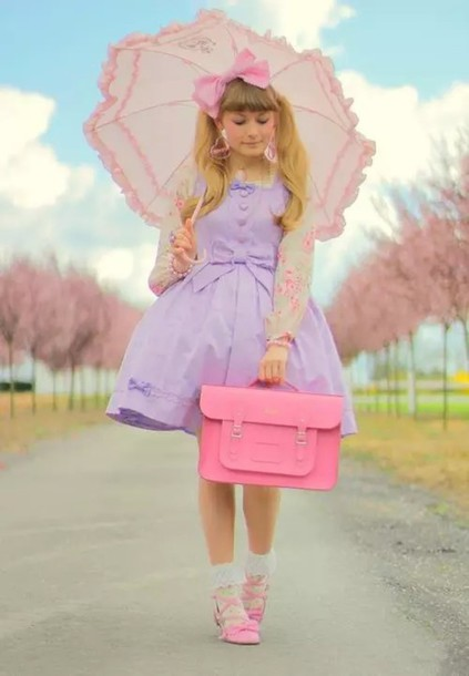 dress lolita harajuku sweet hat bag jewels