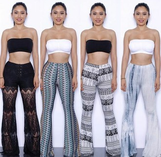 leggings botique promo ad halter top summer outfits dope shop $$$$