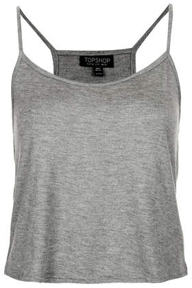 Crop Cami - Basic Jersey - 2 for £10 - Sale & Offers - Topshop