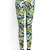 Down-To-Earth Leaf Leggings | FOREVER21 - 2000071329