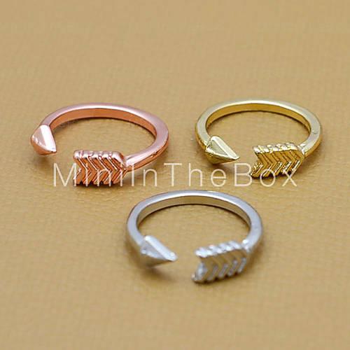 EUR € 0.70 - Freccia anello aperto (colori assortiti), Gadget a Spedizione Gratuita da MiniInTheBox!