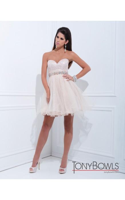 Tony Bowls TS11484 Dress - MackTak.com