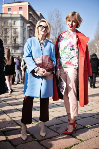 cablook coat t-shirt pants bag shoes jewels sunglasses sweater