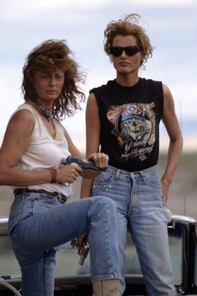 shirt thelma and louise t-shirt