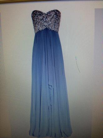 dress prom dress sparkling dress