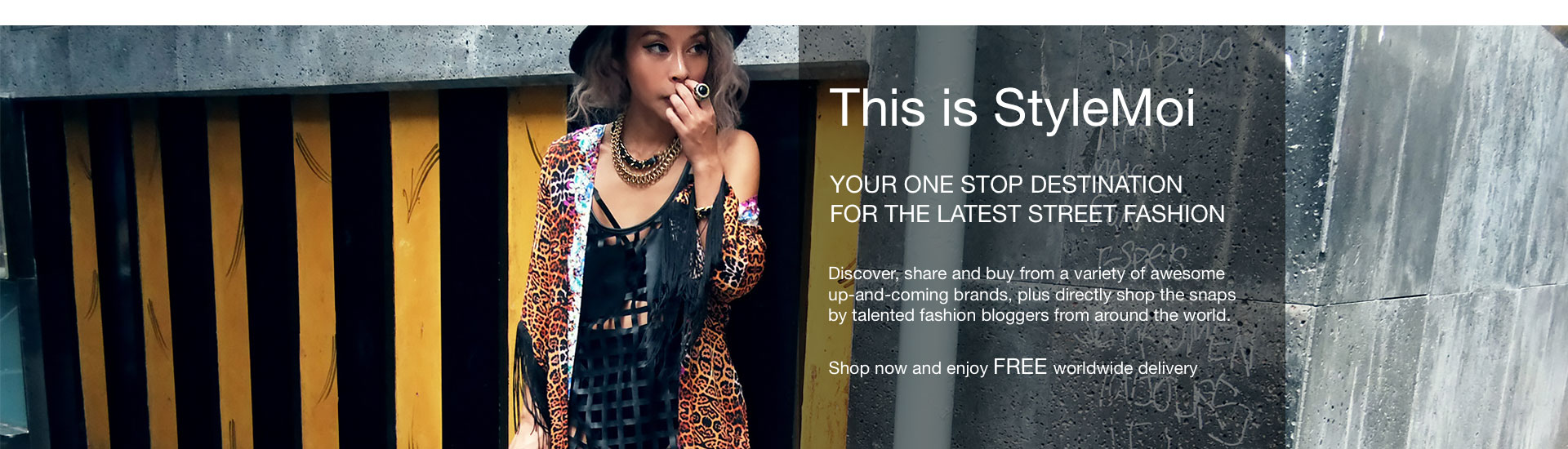 Style Moi | Shop the Latest Street Fashion Online; Get Style Inspirations From Fashion Bloggers Around The World at Style Moi